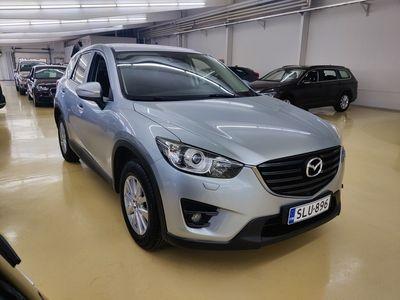 käytetty Mazda CX-5 2,0 (165) SKYACTIV-G Premium 6MT 5ov QA2 *Navi, irr. koukku* *** J. autoturva saatavilla, J. kotiint