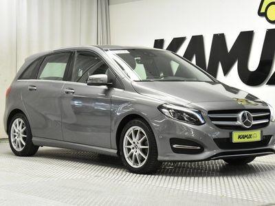 käytetty Mercedes B220 d 4Matic Aut Urban // PA-lämmitin / Adapt.Cruise / Navigointi //