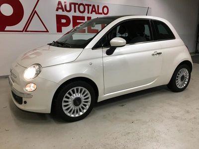 käytetty Fiat 500 Lounge 1,2 8v 69 S&S
