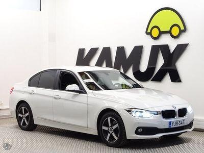 käytetty BMW 320 320 F30 Sedan d A xDrive Business Exclusive Edition ** HIFI, SPORTTINAHAT, WEBASTO, 1-OMISTEINEN SUOM
