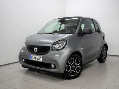 käytetty Smart ForTwo Coupé Fortwo EQ coupe (AD) 3ov