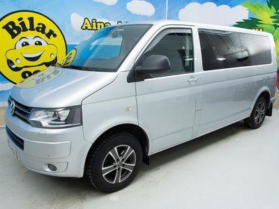 käytetty VW Caravelle Comfortline pitkä 2,0, TDI 103 kW DSG BlueMotion Technology - **TÄYDELLINEN MERKKILIIKKEEN HUOLTOHIS