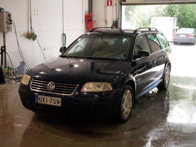 käytetty VW Passat *POISTOAUTO* 1.9 TDI PwD Comfortline Variant 96 Rahoituksella!