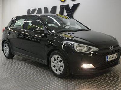 käytetty Hyundai i20 1,2 5MT ISG Classic / 1-Omistaja / Suomi-auto / Ratinlämmitys /