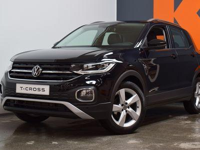 käytetty VW T-Cross - Sport 1,0 TSI 81 kW DSG-automaatti