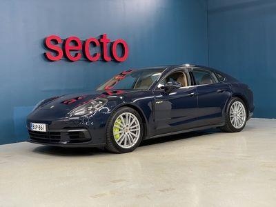 käytetty Porsche Panamera 4 E-Hybrid, Kamera, Nahkaverhoilu, Lasikatto