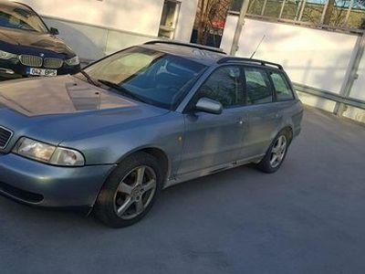 käytetty Audi A4 1.8T