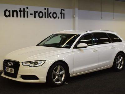 käytetty Audi A6 Avant Business 3,0 V6 TDI 150 kW quattro S tronic* tähän autoon korko 1,4%+kulut*