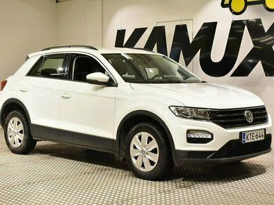 käytetty VW T-Roc 1,0 TSI 85 kW (115 hv) ** 1-Omisteinen / Suomi-auto / Lohko **