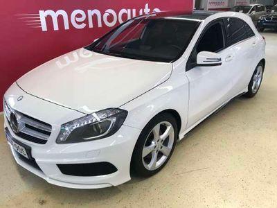 käytetty Mercedes A180 BE A Premium Business AMG -Line