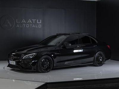 käytetty Mercedes C63 AMG AMG A