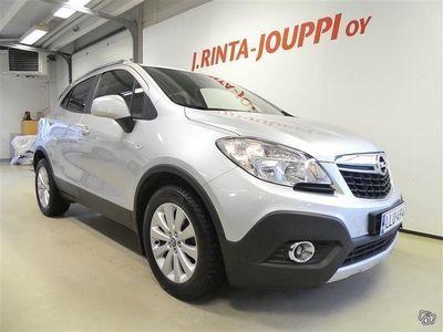 käytetty Opel Mokka 5-ov Enjoy 1,4TURBO 140 hv NELIVETO 4x4