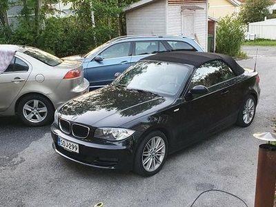 käytetty BMW 118 Cabriolet