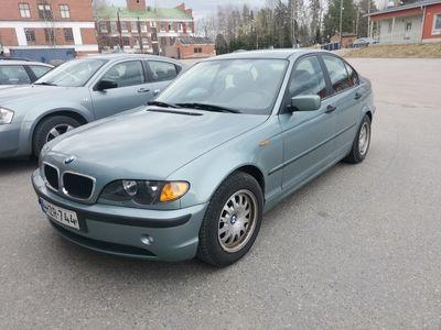 käytetty BMW 316 1.8i 4d (E46)