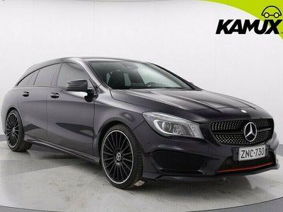 käytetty Mercedes 250 CLA-sarja4Matic A Shooting Brake Premium Business AMG / Harman/Kardon / Navi / Muistipenkit / Sähkötakalu