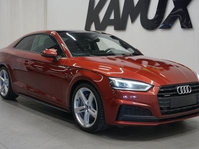 käytetty Audi A5 Sportback 2,0 TFSI 185 kW / S-line / Virtuaalimittaristo / Led valot / Kattoluukku / Bang&olufsen / Kovat varusteet! /