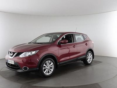 käytetty Nissan Qashqai DIG-T 115 Acenta 2WD 6MT E6 Safety Pack