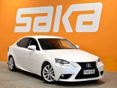 käytetty Lexus IS300h ISSedan (AA) 4ov 2494cm3 ** Juuri tullut, ota yhteys myyntiin 020 703 2614! **