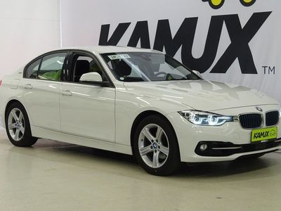 käytetty BMW 330e 330 F30 SedanSport-line / Adapt.vakkari / Prof.Navi / Kaistavahti / Sporttipenkit /