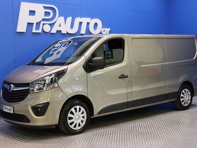 käytetty Opel Vivaro Van Edition L2H1 1,6 CDTI Bi Turbo ecoFLEX 92kW MT6 - 1000€:sta S-bonusta*! Korko 0,99%**, 72 kk, ilman käsirahaa!