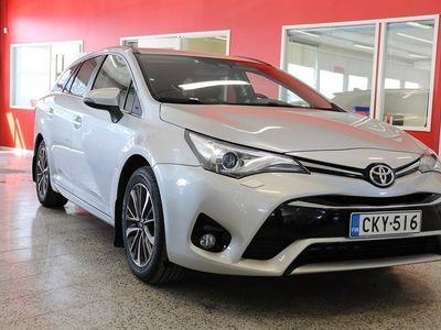 käytetty Toyota Avensis 1,8 Valvematic Active Edition Touring Sports Multidrive S