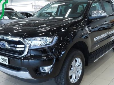 käytetty Ford Ranger Double Cab 2,0 TDCi 213 hp A10 4x4 Limited