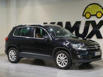 käytetty VW Tiguan Sport & Style 1,4 TSI 90 kW BlueMotion Technology / Webasto / Suomi-Auto / Leimaa 09/2022 Asti!