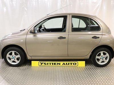 käytetty Nissan Micra