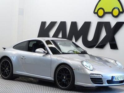 käytetty Porsche 911 Carrera 4 3.6 Coupe 2d 997,2 **PDK-kytkimellä / 3 ohjelmaa / Powerkit-putkisto / Säädettävä alusta**