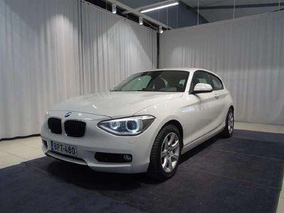 käytetty BMW 114 114 F21 Hatchback i TwinPower Turbo Business