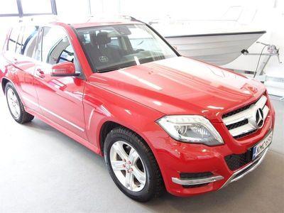 käytetty Mercedes GLK220 cdi be 4 matic a pre