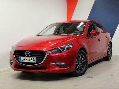 käytetty Mazda 3 5HB 2,0 (120) SKYACTIV-G Optimum 6AT 5ov BX2O