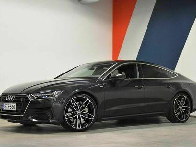 käytetty Audi A7 Business Sport 55 TFSI quattro S tronic (3.0 bensiini MHEV 340hv!) RTR-866 | Laakkonen