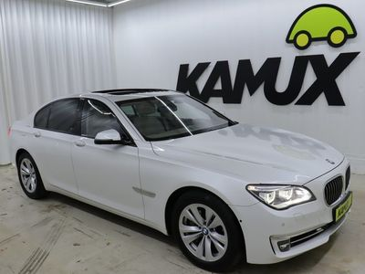 käytetty BMW 740 d xDrive +LED +Navi Prof +360° +HarmanKardon +SoftClose