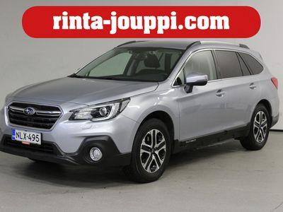 käytetty Subaru Outback 2,5i Active CVT Syksy - Black Friday tarjous: Rinta-Jouppi Turva 0€ tähän autoon*