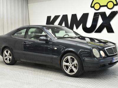 käytetty Mercedes CLK430 Coupe Sport // V8 / AUT.ILMASTOINTI / SÄHKÖNAHAT MUISTEILLA /