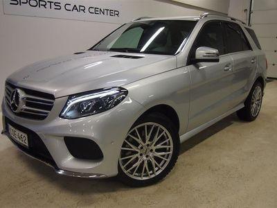 käytetty Mercedes GLE250 d 4Matic AMG, Airmatic, COMAND Navi, Peruutuskamera, Keyless, ILS, Tunnelmavalaistus