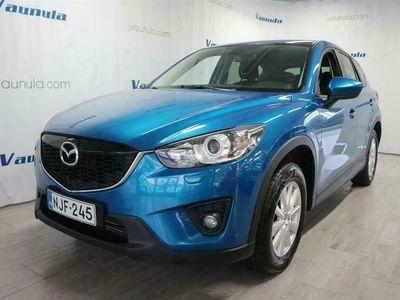 käytetty Mazda CX-5 2,2 SKYACTIV-D Dynamic 6AT 5d Q23 *JUURI HUOLETTU, SUOMI-AUTO*
