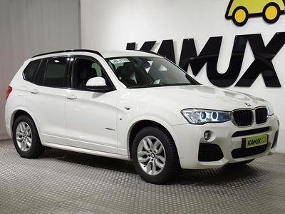 käytetty BMW X3 F25 xDrive20d A #M-SPORT #WEBASTO #VETOKOUKKU