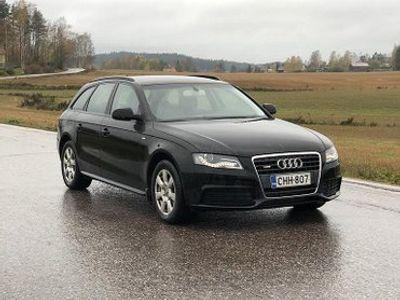 käytetty Audi A4 B8 S-line look