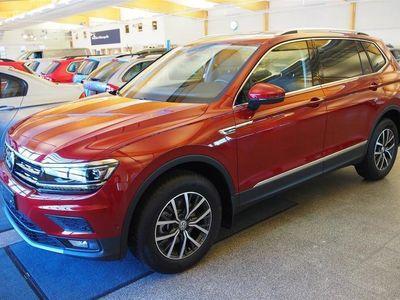 käytetty VW Tiguan Allspace Launch Edition Comfortline 2,0 TDI SCR 110 kW (150 hv) 4MOTION DSG-automaatti