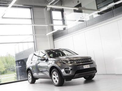 käytetty Land Rover Discovery Sport 2,0 TD4 150 SE Aut + Navi + BiXenon + Tutkat / Tulossa myyntiin!