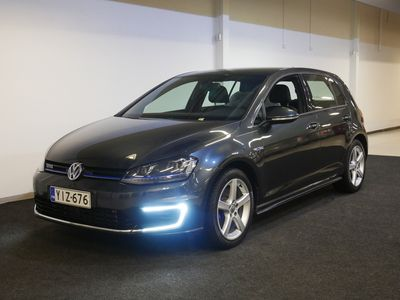 käytetty VW Golf GTE Plug-In Hybrid 150 5ov DSG