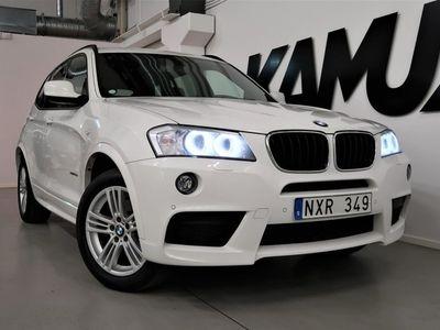 käytetty BMW X3 xDrive20d M-Sport