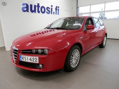 käytetty Alfa Romeo 159 1.9 JTS Sportwagon korkotarjous 1,49 %