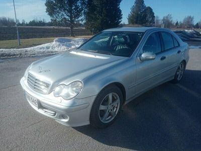 käytetty Mercedes C200 CDI A - Katsastettu ja huollettu Mercedes automaattivaihteistolla!