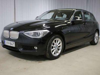 käytetty BMW 116 1-sarja d A Business Diesel Automatic Edition Urban