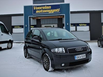 käytetty Audi A2