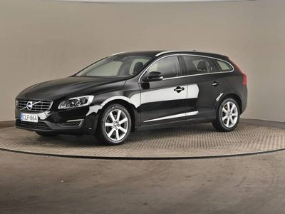 käytetty Volvo V60 D2 Business Classic Summum- On Call, Vetokoukku, Navi-