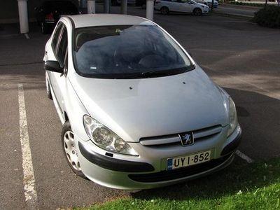 käytetty Peugeot 307 1.6 bensiini vm 2003